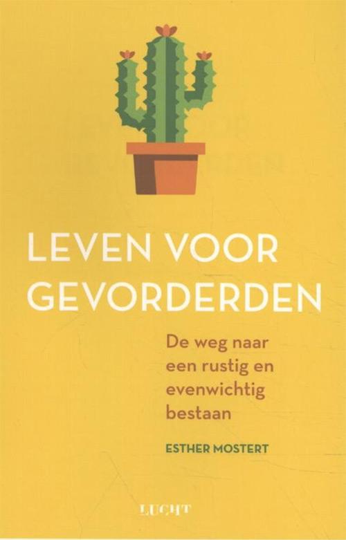 Portfolio Auteurs - Bonnie Steenman - Esther Mostert – Leven voor gevorderden