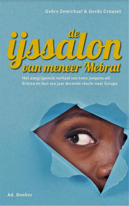 Portfolio Auteurs - Bonnie Steenman - De IJssalon van meneer Mebrat - Gerda Crouset